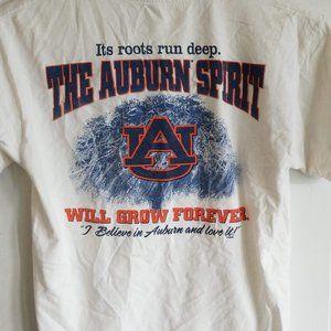 Auburn University Family Tree graphic tee Toomers